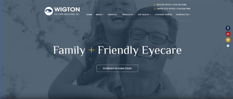 Wigton eye care